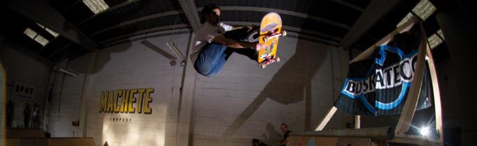 Campeonato Mondaka skatepark I