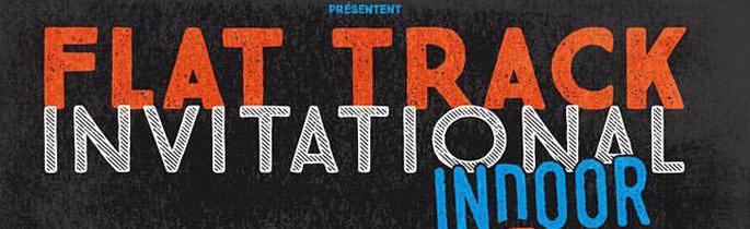 Invitational Lyon Flat Track