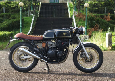 YAMAHA XJ 600 | JOHN PLAYER