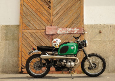 BMW R100/7 |  DE ROBLE