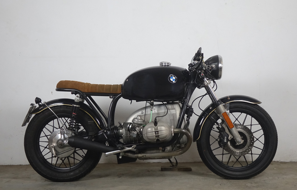 BMW R100 RC FASE II | HONOR