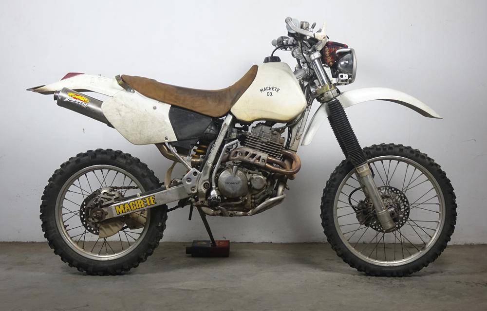 HONDA XR 400R | MAMMUT