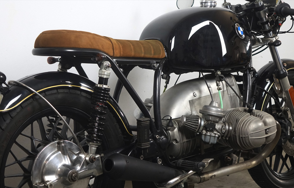 subchasis bmw caferacer