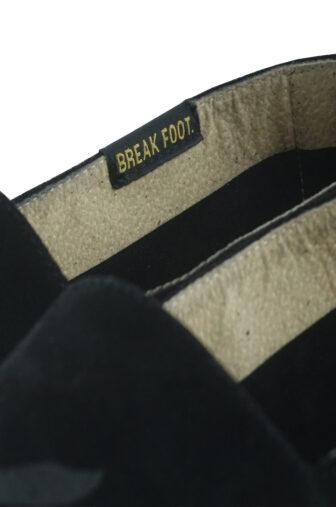 detalle de etiqueta interior